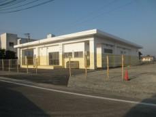 芦刈給食センター補修工事