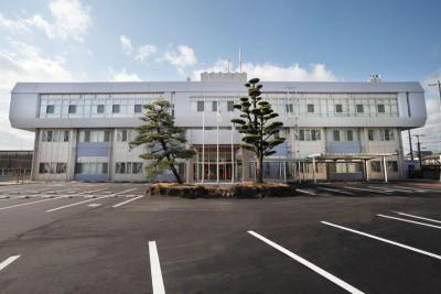 小城市役所 本庁舎